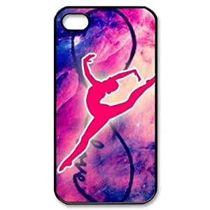 Infinity Love Gymnastics iPhone 4 4S Best Durable Cover Case