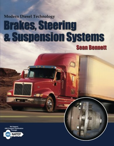 Modern Diesel Technology: Brakes, Suspension & - Cars And Steering Suspension