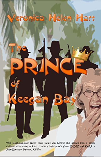 Book: The Prince Of Keegan Bay by Veronica Helen Hart