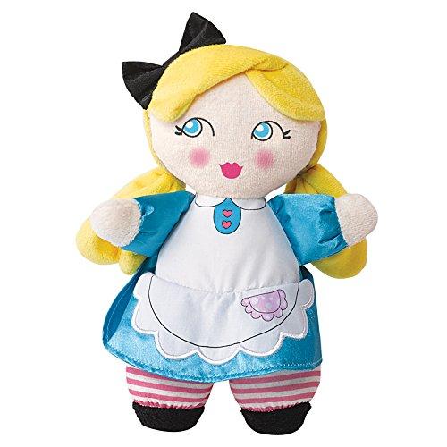 Madame Alexander Alice in Wonderland Plush, - Madame Alexander Doll Wonderland Alice In