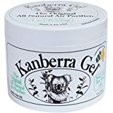 KANBERRA GEL 524002 Natural Air Purifier Gel, 4-Ounce