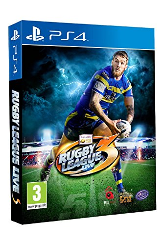 Rugby League Live 3 (PS4) (UK IMPORT) by Alternative