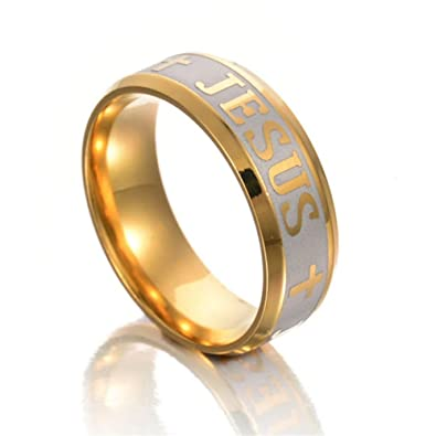 Discreet Stainless Steel Black Plated Camera Telephoto Lens Design Men Spinner Ring Band Jewelry & Accessories