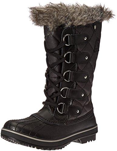 Sorel Women's Tofino Boot - Black/ Black Stripe - 10 B(M) US
