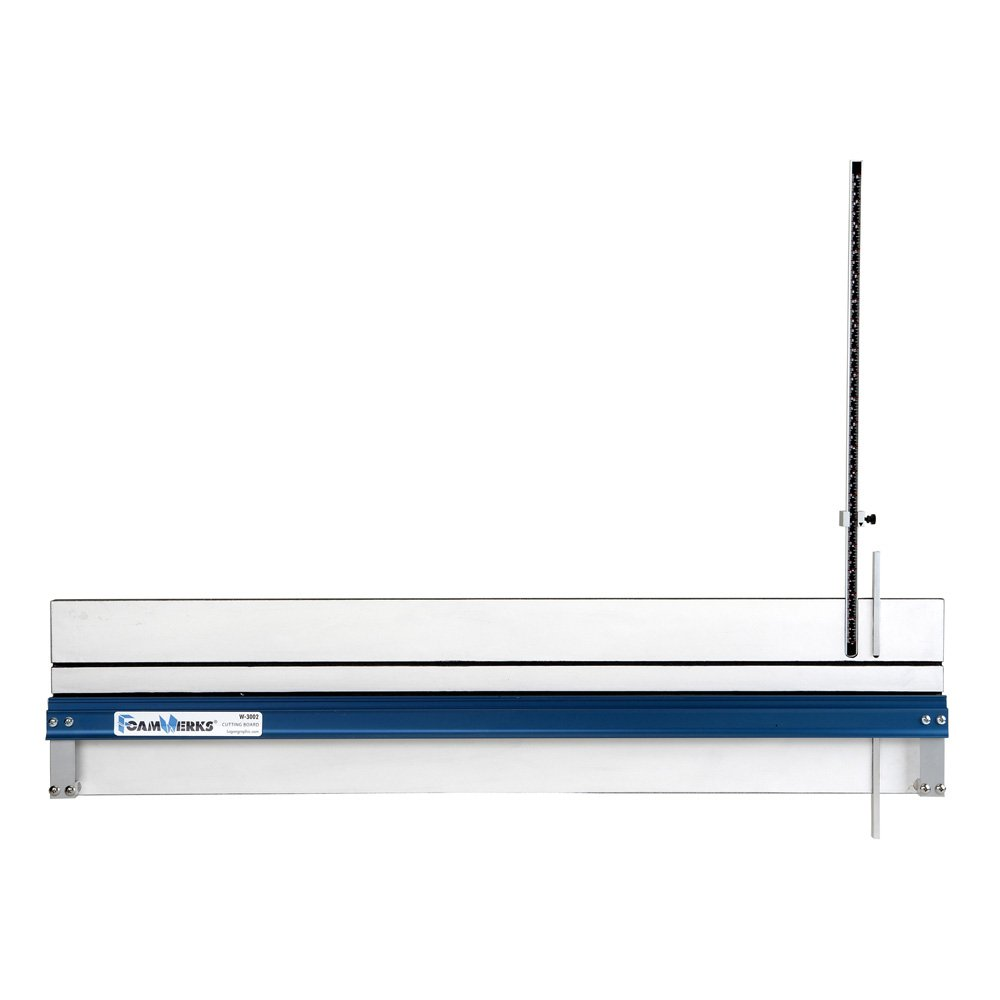 Logan Graphic Products Foamwerks Board Mouted Cutting System, 32 inch Capacity (W3002) by Logan