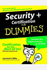Security+ Certification For Dummies Paperback