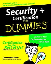 Security+ Certification For Dummies (For Dummies (Computers))