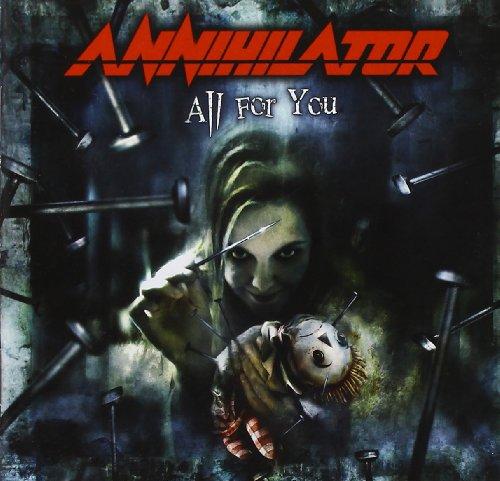 Annihilator LYRICS - Army of One Lyrics