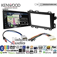 Volunteer Audio Kenwood Excelon DNX694S Double Din Radio Install Kit with GPS Navigation System Android Auto Apple CarPlay Fits 2009-2013 Nissan Murano