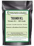 Thiamin HCL USP Grade Vitamin B-1 Powder, 5 lb