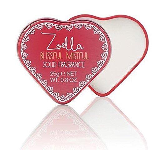 Zoella Beauty Blissful Mistful Solid Fragrance 25g from Zoella Beauty