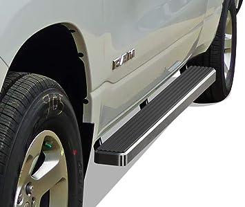 APS Premium 6in iBoard Running Boards Custom Fit 19-20 Dodge Ram 1500 Crew Cab
