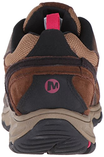 Kimsey Shoes Low Women's Brown Hiking Rise Merrell Dark 5pxRUwT