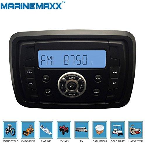 MarineMaxx Bluetooth Motorcycle Powersports Heavyduty product image