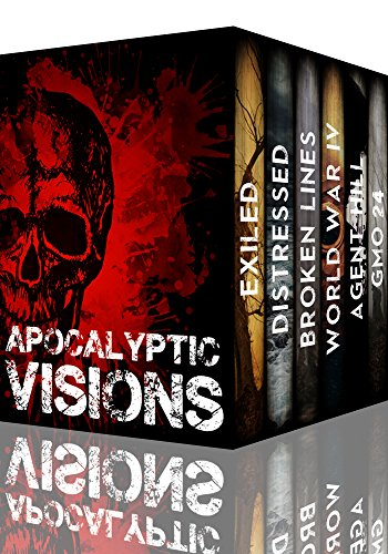 Apocalyptic Visions Super Boxset by [Hunt, James]