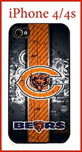 iphone covers NFL Chicago Bears Case for Iphone 6 4.7 Case Hard Silicone Case