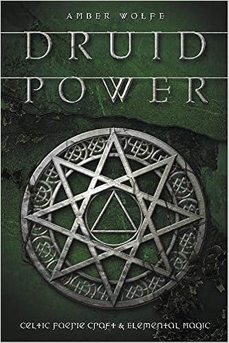 Druid Power Celtic Faerie Craft Elemental Magic Wolfe Amber 9780738705880 Amazon Com Books