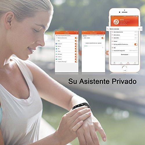 Pulsera de Actividad Inteligente para IOS y Android