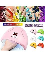 Nail Dryer Lamp UV Light Nails Polish Gel Machine Nail Art Dryer Light Manicure Drying Gel Polish Curing UV Lamp Art Manicure Machine