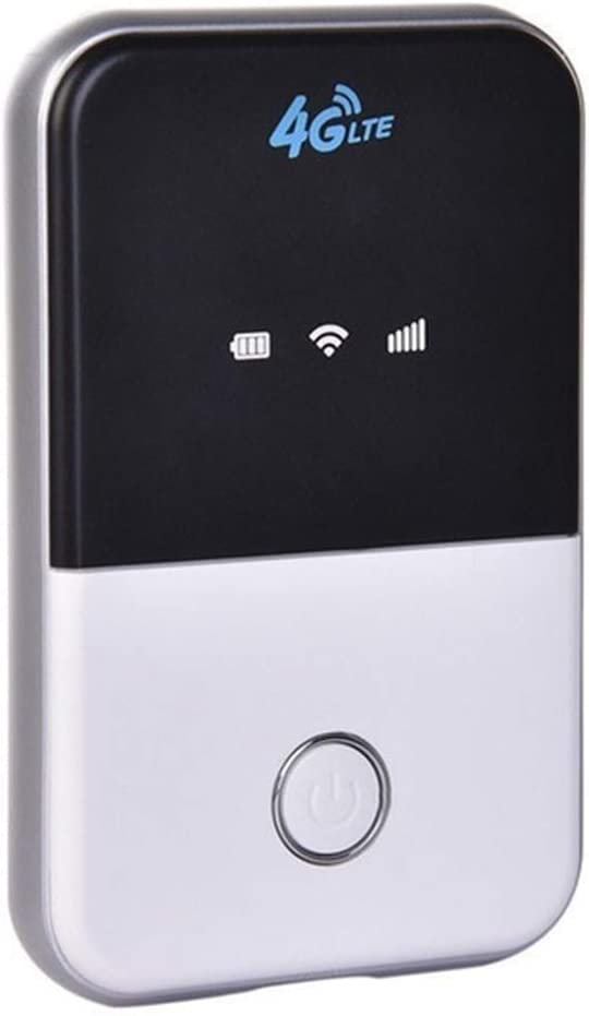OERTUFU 4G LTE MiFi, Super-Fast Wireless Portable Mobile Wi-Fi Hotspot, 4G Mobile WiFi Hotspot Unlocked Supports All WiFi Devices