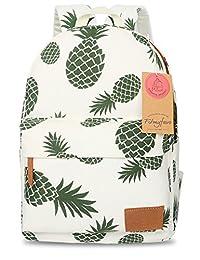 FITMYFAVO Backpack for Girls with Multi-Pockets | School Bookbag Daypack Travel Bag