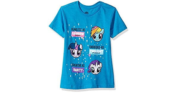Amazon.com: My Little Pony – Big Fearless de las niñas ...
