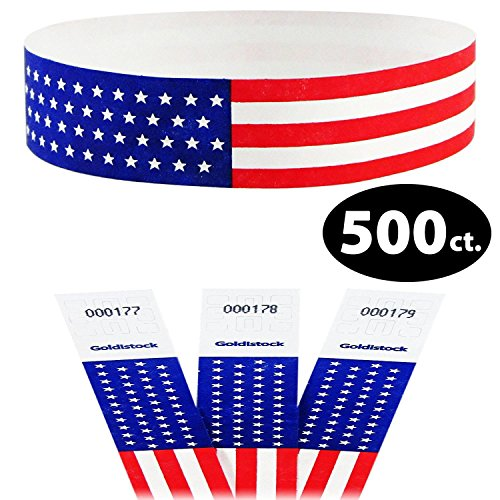 Goldistock Select - Traditional Old Glory Flag with Stars - 3/4