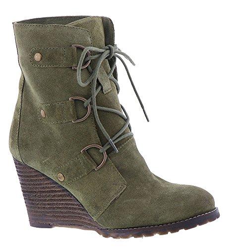 Diba Kvinna Sant Bättre Nu Boot Oliv