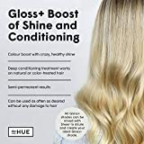 dpHUE Gloss+ - Sheer, 6.5 oz - Unpigmented Deep