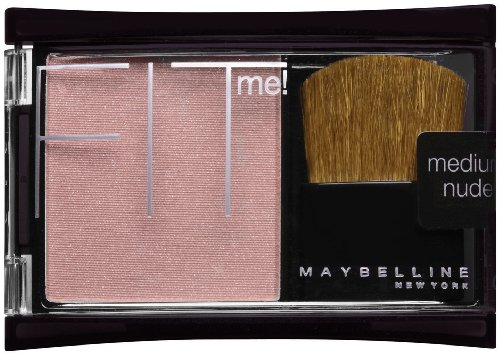 Maybelline New York Fit Me! Blush , Nude Medium , 0,16 once