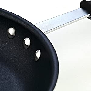 Cooks Standard 8-Inch 20cm Professional Aluminum Nonstick Restaurant Style Saute Skillet Fry Pan