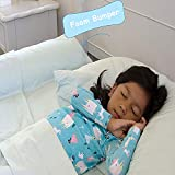 Simple Being Bed Rail Bumper Toddler, Baby, Child, Safety Guard Portable Non-Skid Sleep Guard Infants, Kids, Side Pillow Pad Travel Passive Protection (Standard Foam): more info