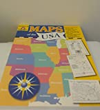 img - for Revised & Expanded Edition of Maps of the USA for Grades 1-6 book / textbook / text book