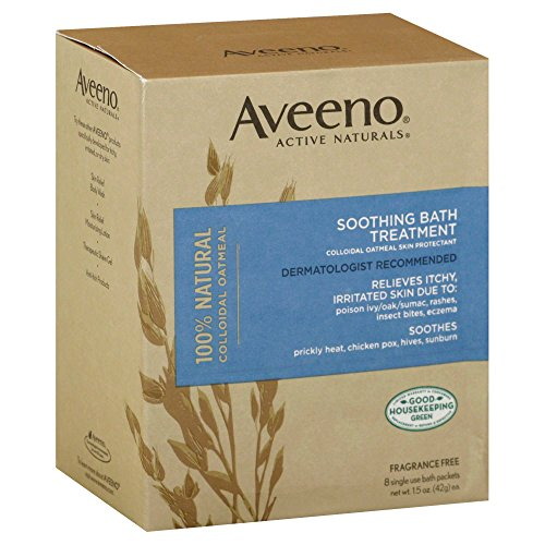 AVEENO Soothing Bath Treatment 8 packs - 3