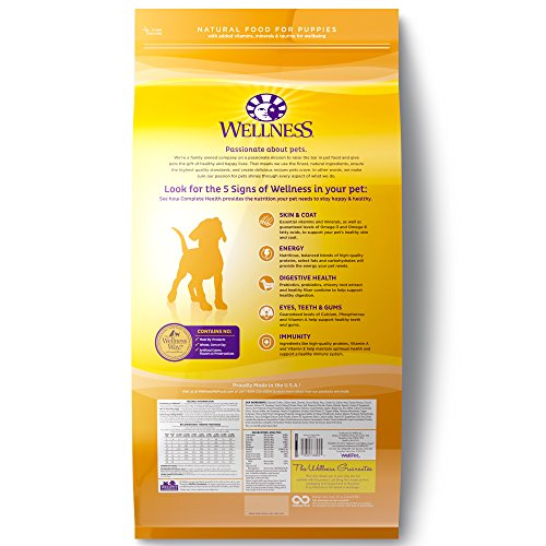 Wellness-Complete-Health-Natural-Dry-Puppy-Food-Chicken-Salmon-Oatmeal-30-Pound-Bag