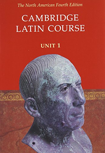 Cambridge Latin Course Unit 1 Value Pack North American Edition (North American Cambridge Latin Course) ()