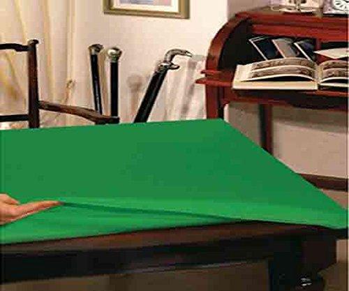 CASA TESSILE Copritavolo da gioco Poker tovaglia 8 posti cm 110x180 Vip