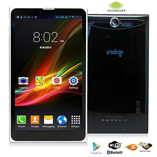 Indigi Mega 7' Android 4.4 Google Play Store 3G SmartPhone Phablet Tablet...