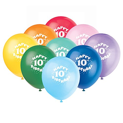 10th birthday party supplies - 5