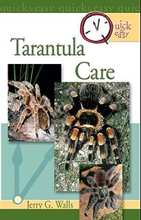 Tarantula Keeper Guide Pdf