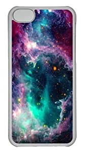 iPhone 5C Case and Cover - Pillars of Star Formation PC case Cover for iPhone 5C Transparent