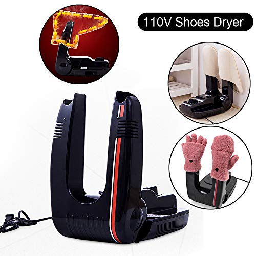 ✦ZTY66✦ Electric Shoe Boot Dryer Warmer, Portable Dryer Adjustable Rack Boots Shoes Socks Gloves Helmet Gear