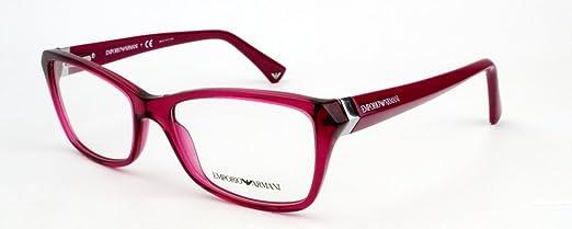 emporio armani ea 3023 womens eyeglasses cyclamen 52 - Emporio Armani Glasses Frames
