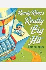 Randy Riley's Really Big Hit by Chris Van Dusen (2012-02-14) Hardcover