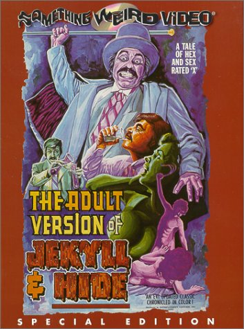 Adult Version of Jekyll & Hide by Image Entertainment