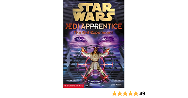 Download The Evil Experiment Star Wars Jedi Apprentice 12 By Jude Watson