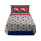 Franco Kids Bedding Soft Sheet Set, 4 Piece Full