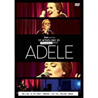 """ADELE LIVE FROM THE""""artist Den"""" Presents 2012"""