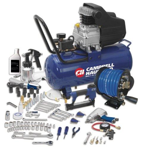 Campbell Hausfeld HL410199DP Ultimate Garage Kit