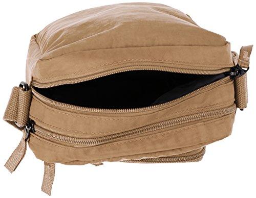 50021 Body Pouch Bag Cross Beige Body Cross Women's Artsac 5fzqUU